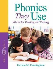 Phonics They Use: Words for Reading and Writing (6th Edition) Excellent