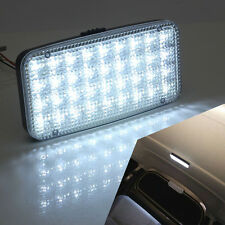 Car Ceiling Dome Roof Interior White 12V 36 LED Rectangle Light  Reading Lights