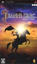 Used PSP Jeanne D'Arc SONY PLAYSTATION JAPAN IMPORT