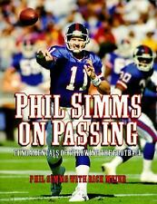 Phil Simms on Passing: Fundamentals of Throwing the Football, Meier, Rick, Simms
