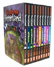 R L Stine Goosebumps HorrorLand Series 10 Books Set Collection The Haunted Mask