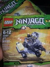 LEGO Ninjago 30087 Cole's ZX Car Retired and Sealed Buy 6 = free ship
