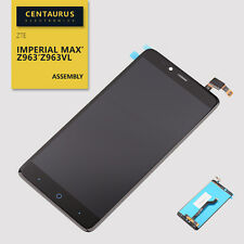 Assembly For ZTE Imperial MAX Z963 Z963VL Touch Screen Digitizer LCD Display