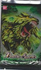 Battle Spirits Trading Card Game Call of the Core Booster pack!