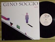 GINO SOCCIO, OUTLINE, LP 1979 ORIGINAL US EX+/EX COSMIC DISCO