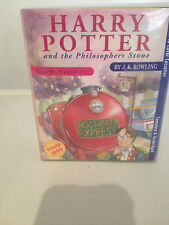 HARRY POTTER AND THE PHILOSOPHER'S STONE 6 X CASSETTE UNABRIDGED AUDIO BOOK