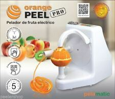 New Orange Peel Pro (Orange Peeler Professional) White 110 volts