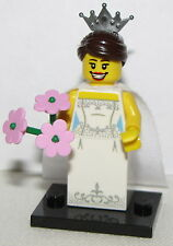 LEGO NEW SERIES 7 BRIDE GRIL WOMEN MINIFIGURE 8831 FIGURE