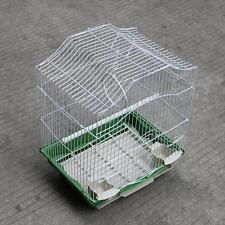 Metal Bird Cage Parrot Cockatiel Finch Budgie Canary Lovebird Cage - for Hobby