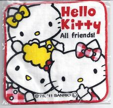 Sanrio Hello Kitty Baby Face Towel