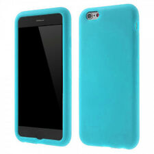 PLAIN SOFT SILICONE GEL RUBBER SKIN CASE BACK COVER FOR IPHONE 7 6 6s (4.7 inch)