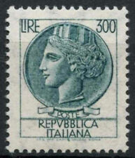 Italy 1968-77 SG#1219, 300L Blue-Green Definitive MNH 16x20mm #D9326
