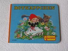 ROTKÄPPCHEN nach Brüder Grimm und Bilder von Elfriede Türr , PESTALOZZI 66320800