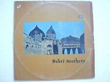 SABRI BROTHERS HAJI GHULAM FARID MAQBOOL AHMED 1980 RARE LP URDU MUSLIM ex