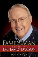 Family Man The Biography of Dr. James Dobson HB JC NEW