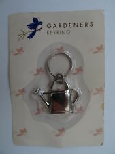 Gardeners Key Ring - Watering Can. BHS. New. Sealed packaging. 4cm x 3cm x 0.6cm