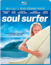 Soul Surfer [2 Discs] [Blu-ray/DVD] (2011, REGION A Blu-ray