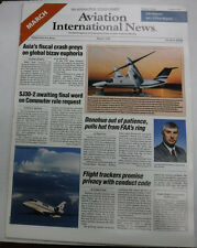 Aviation International News Magazine Asia's Fiscal Crash March 1998 FAL 072115R