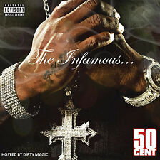 50 CENT The Infamous Mixtape CD New FREE US SHIPPING