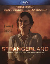 Strangerland (Blu-ray Disc, 2015)-Nicole Kidman, Hugo Weaving,Lisa Flanagan-New