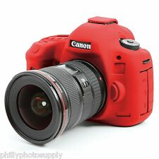 easyCover Armor Protective Skin for Canon 5D Mark III (Red)
