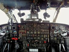 AIRCRAFT AIRPLANE COCKPIT POSTER STYLE C 27x36 HI RES