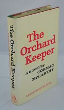 Cormac McCarthy - SIGNED & Inscribed - The Orchard Keeper - Association Copy