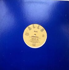 A.L.S. Jammation 12 Inch Vinyl Classic 1987 US House Rare Jack Groove EX