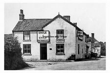 pt1269 - Eagle & Child Pub , Auckley , Yorkshire - photograph