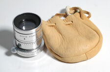Kodak Signet Telephoto 90mm  f 4 Lens+Leather Pouch/Filter Series #5/Hood