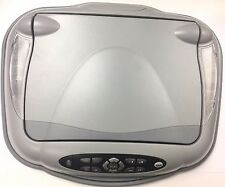 "Rosen A8 8"" OVERHEAD AC3401 Flip Down DVD Player LCD MONITOR OEM  gray"