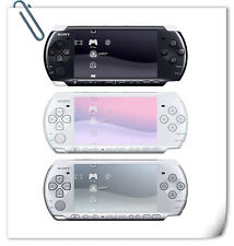 SONY PSP 300X PlayStation Portable Slim System Console Black White Silver