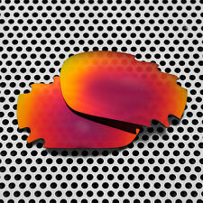 New Volt Polarized Ruby Replacement Lenses for Oakley Jawbone Vented
