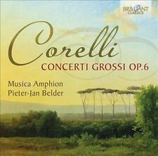 Corelli: Concerti Grossi Op.6, New Music