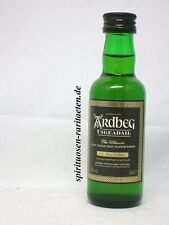Ardbeg uieadail miniatura di Islay Single Malt Whisky 54,2% 5cl MINI