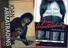 Set JOAN ARMATRADING Theatre Flyers Tour Handbills