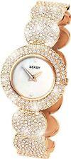 Sekonda Seksy Elegance Rosa Oro señoras reloj 4852 PVP £ 119.99