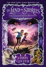 The Land of Stories: The Enchantress Returns 2 by Chris Colfer (2014, Paperback)