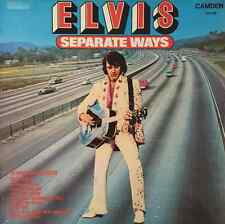 ELVIS PRESLEY - Separate Ways (LP) (VG-/VG)
