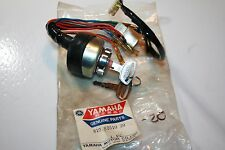 nos Yamaha snowmobile main switch assembly gp396 sl338 ss433 sw396 sw433