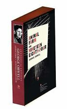 Animal Farm and Nineteen Eighty-Four Set by George Orwell (2011, Paperback / Pap