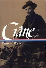 Crane: Prose and Poetry Library of America