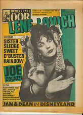 OOR 54 (17/10/79) LENE LOVICH JOE COCKER POLICE