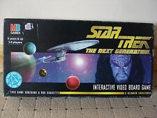 "STAR TREK THE NEXT GENERATION"" INTERACTIVE VIDEO BOARD GAME COLLECTABLE !!!!!"
