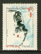 TIMBRE 3865 NEUF XX LUXE - ANNEE LUNAIRE CHINOISE DU CHIEN