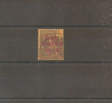 TIMBRE KOUANG TCHEOU 1906 N°15 OBLITERE USED CHINE CHINA ¤¤¤ VIETNAM