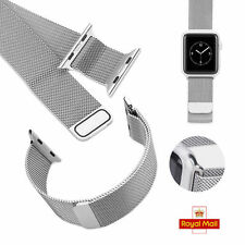 Milanese Loop Strap Stainless Steel Magnetic Band for Apple Watch 42mm Series