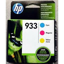 3-PACK HP GENUINE 933 Color Ink (RETAIL BOX) (N9H56FN) for OFFICEJET 6600