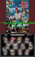 1:72 FIGUREN 72082 PIRATES (BUCCANEERS) 1620-1660 - MARS