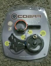 COBRA Orbiter bow sight  Hunting Bow Arrow archery Left Hand .019""